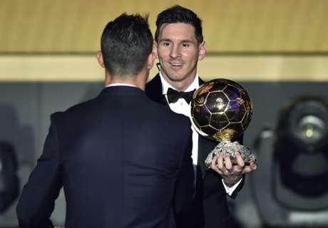 Quand les footballeurs parlent du Ballon d'Or, le top des déclas #3