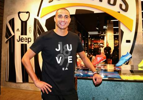 Trezeguet: Juve on par with Madrid