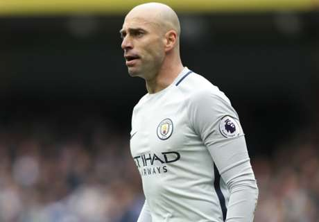 Caballero the latest to leave City