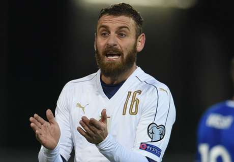 De Rossi fears greed will hurt Italy