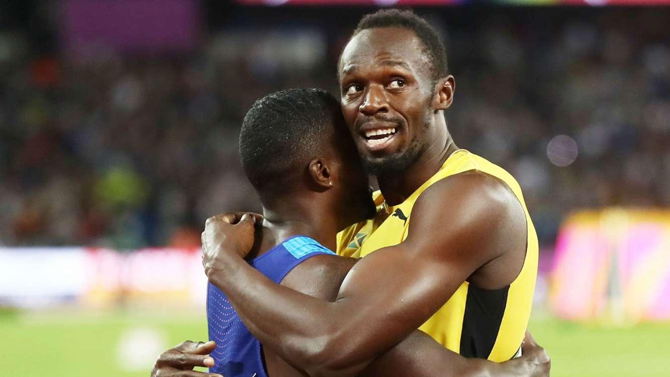 Bolt's classy response after Gatlin upset
