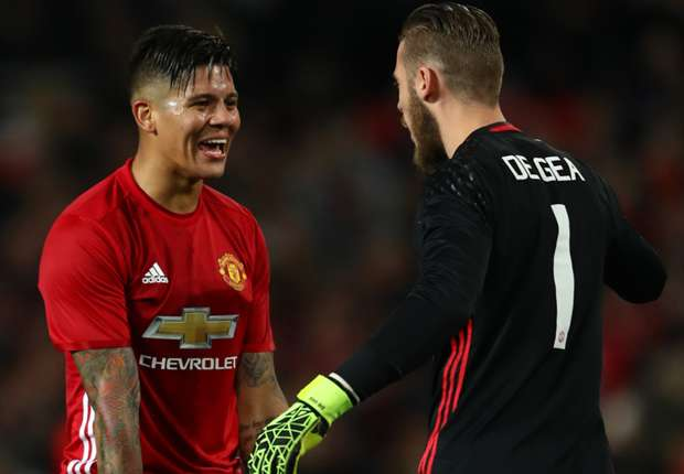 Rojo optimistic over United's title chances