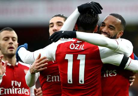Arsenal roll out red carpet for Auba & Mkhi