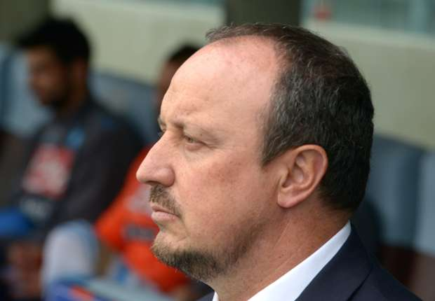 Final will not affect my future at Napoli - Benitez