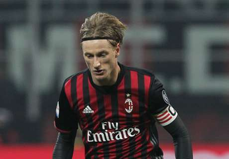 Milan's Abate out for season