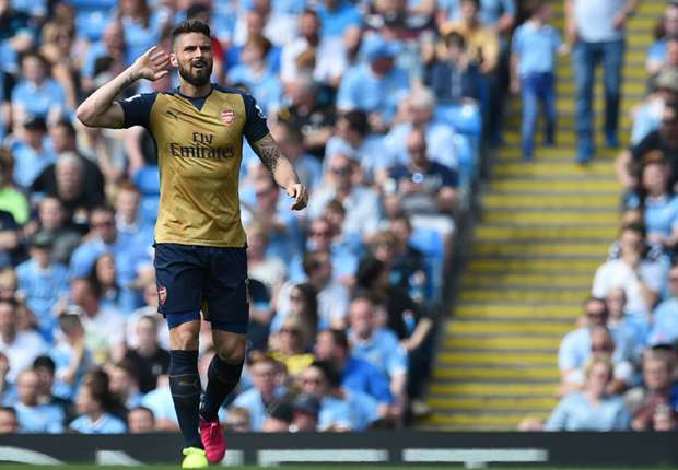 Giroud delighted to end 15-game goal drought
