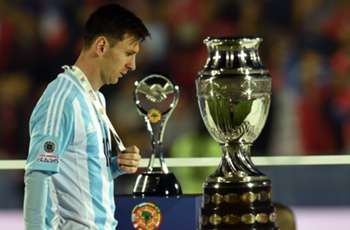Messi: Copa America agony a turning point for Argentina