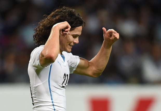 Japan 0-2 Uruguay: Cavani and Hernandez on target for Celeste