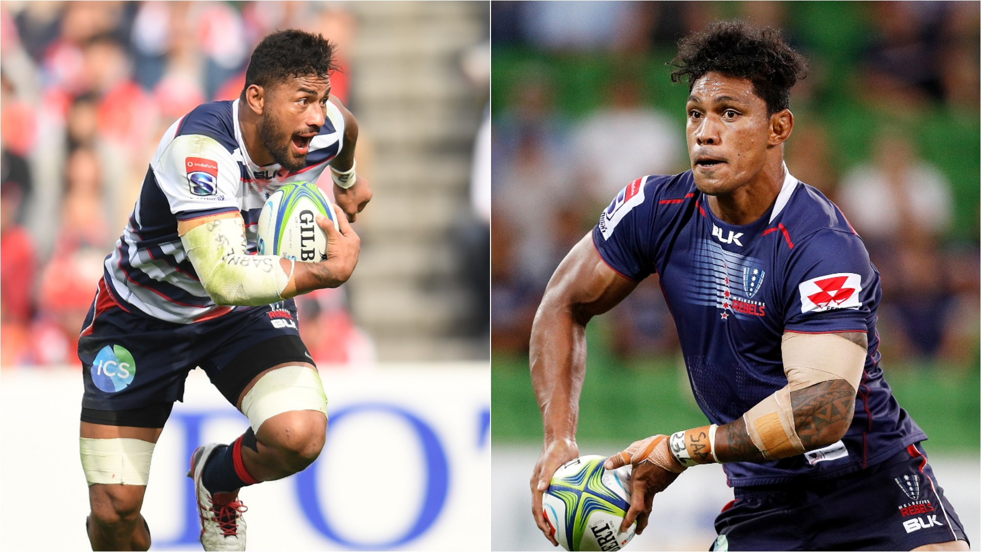 Melbourne Rebels fine Amanaki Mafi and Lopeti Timani after alleged brawl