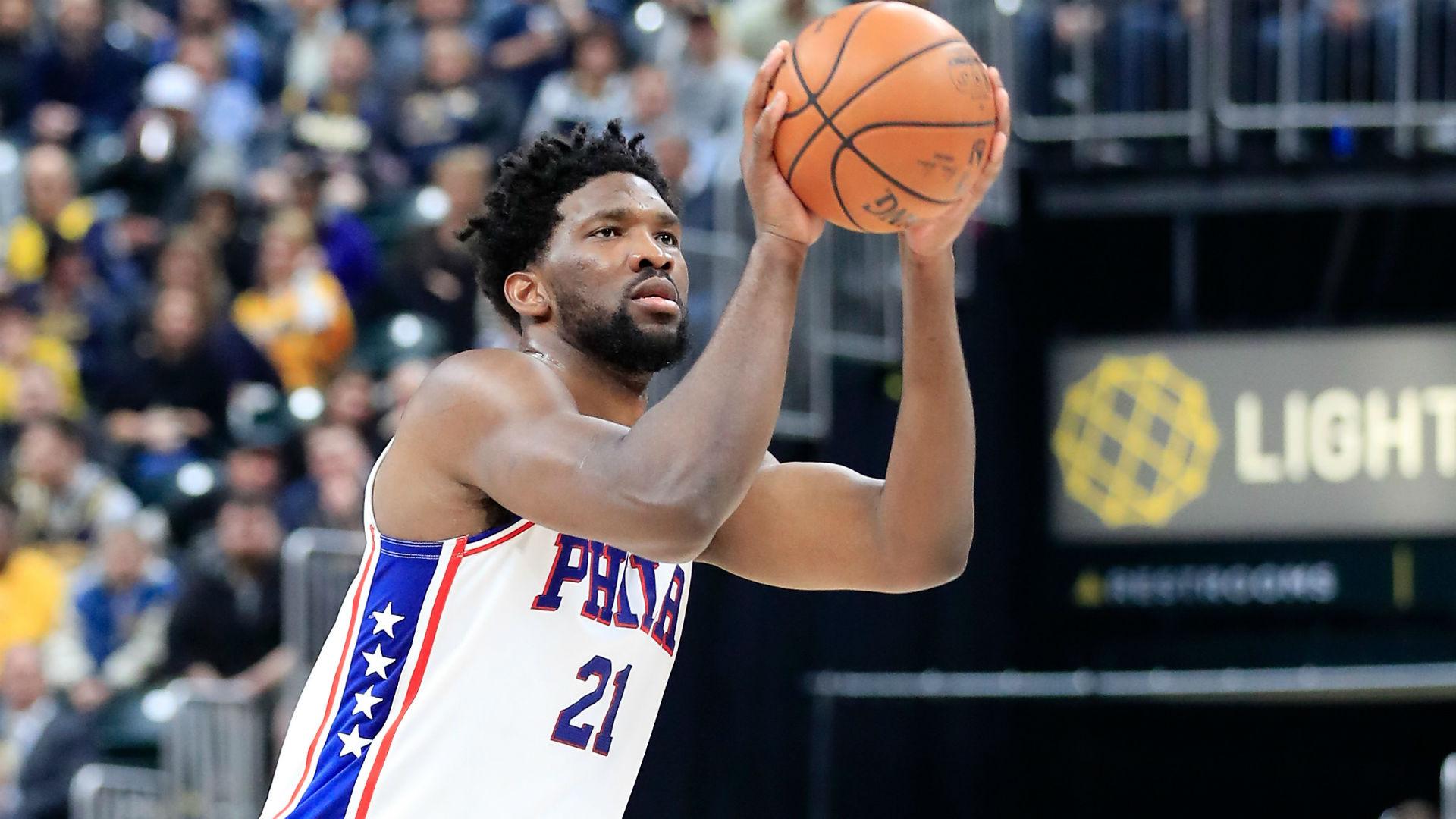 NBA wrap: 76ers hand Rockets largest loss of season; James Harden scores 37 points