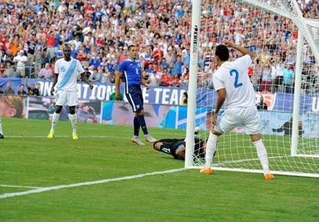 Match Report: USA 4-0 Guatemala