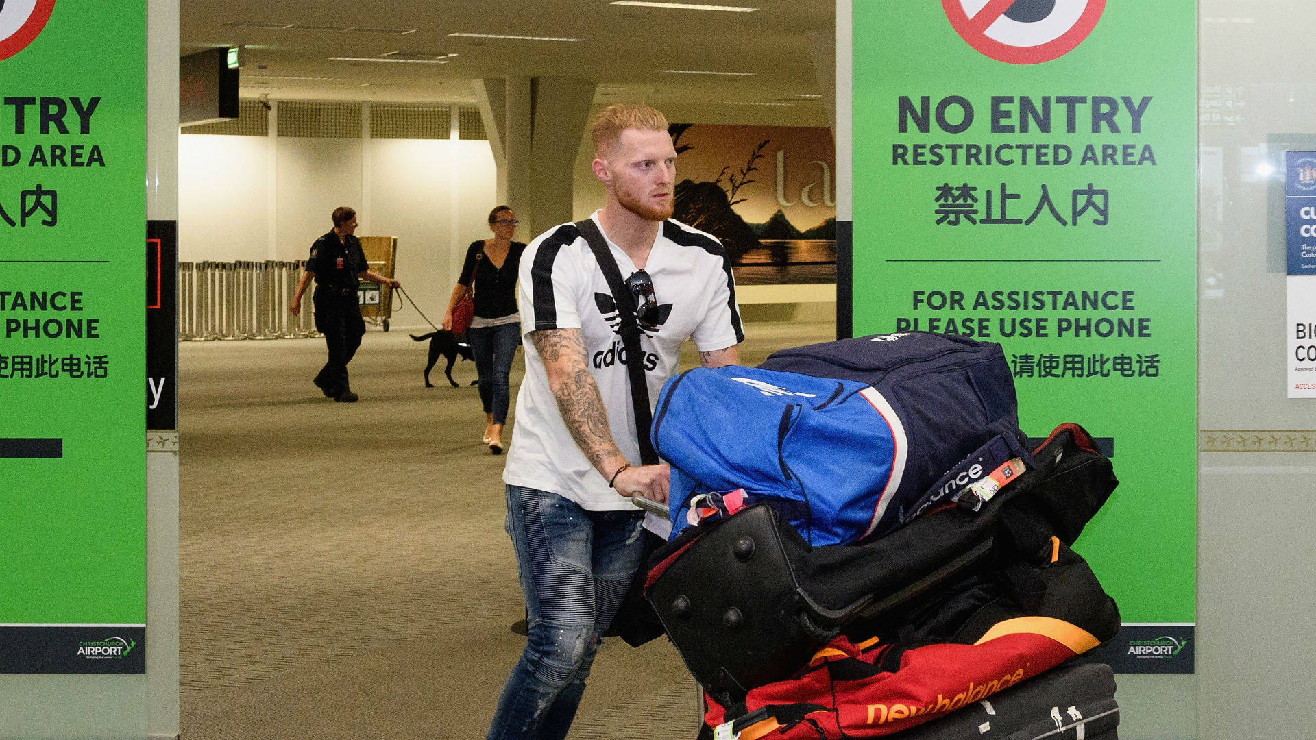 Ben Stokes takes first step towards worldwide comeback