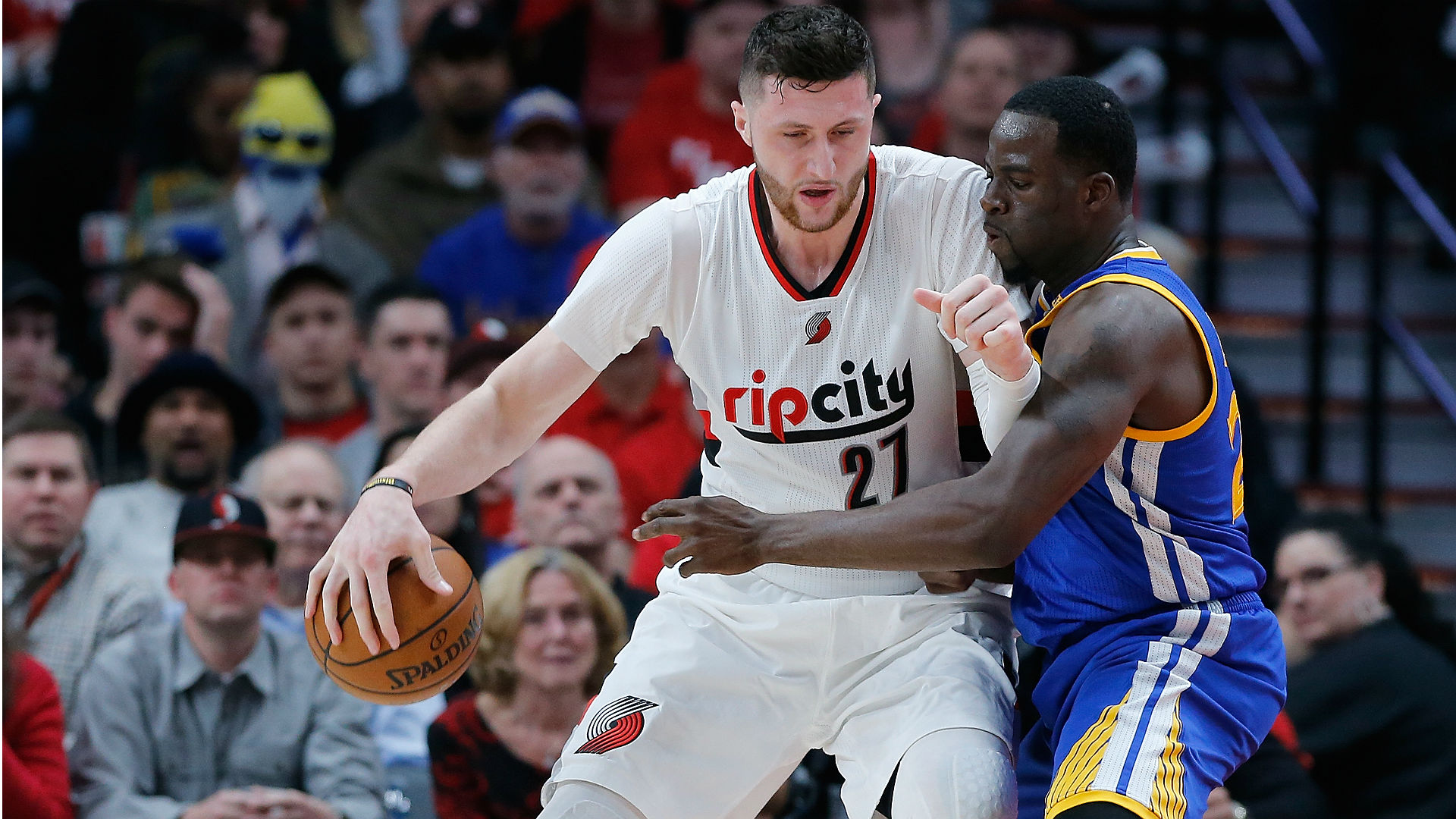 Jusuf Nurkic, Trail Blazers Agree to 4-Year, $48 Million Contract