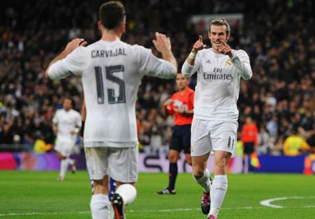 Real Madrid 5-0 Deportivo: Bale hat trick