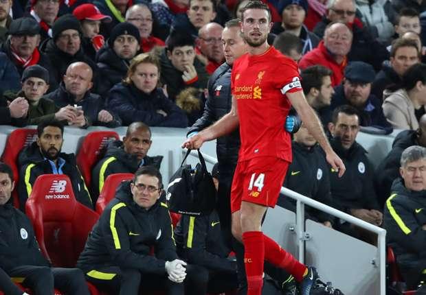 Klopp reveals Henderson is in line to make Liverpool return against Man Utd