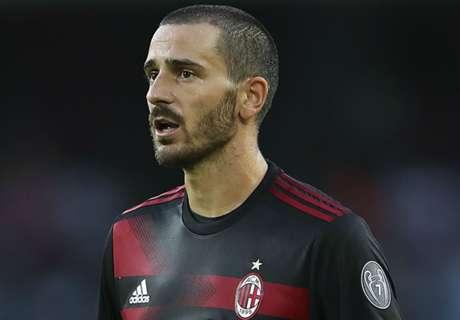 Marotta: Bonucci's motivation lacking