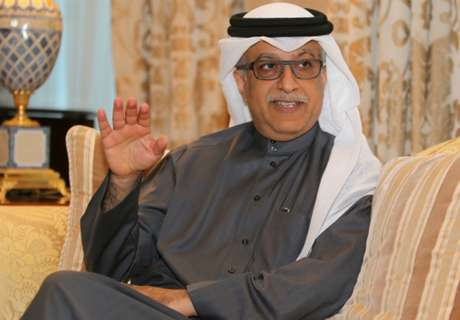 Caf backs Sheikh Salman for Fifa