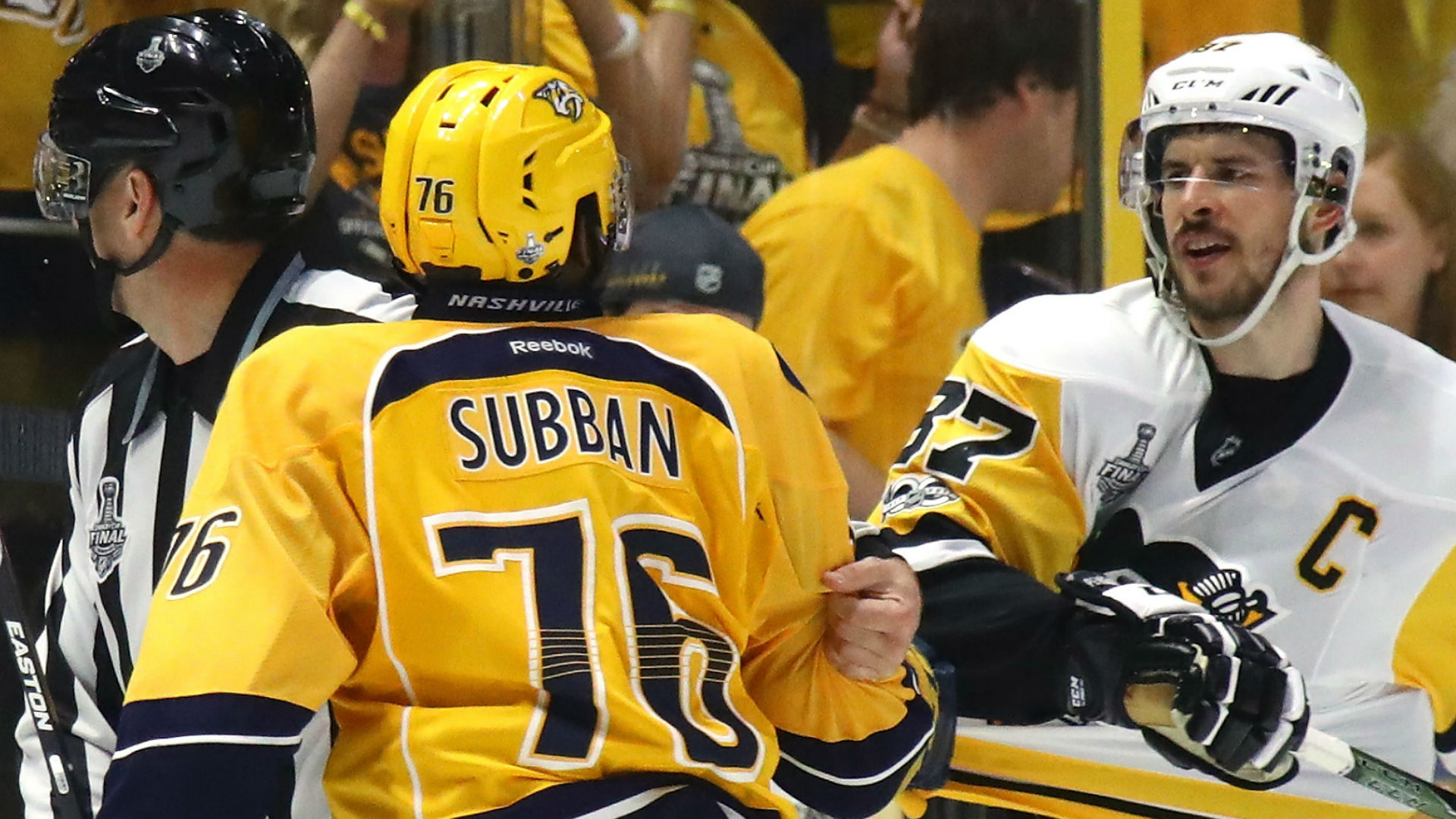 NHL: Crosby has no time for Subban's games in Stanley Cup Final