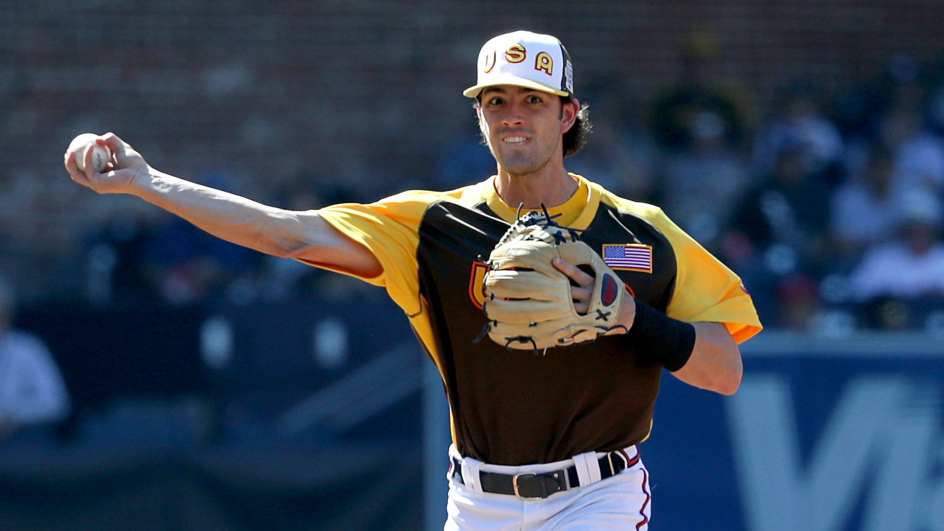 chipper jones braves are lucky to have dansby swanson mlb