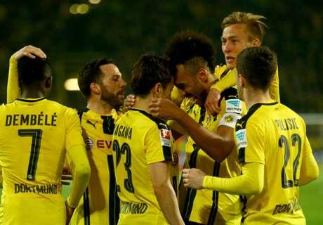 Report: Dortmund 3 Hamburg 0