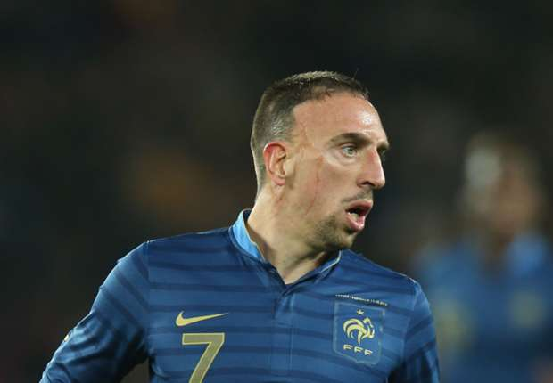 France need Ribery, admits Matuidi