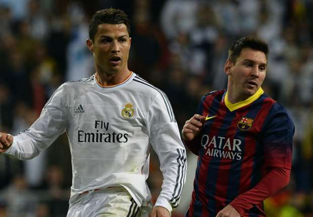 Messi: I respect Ronaldo, but nothing more