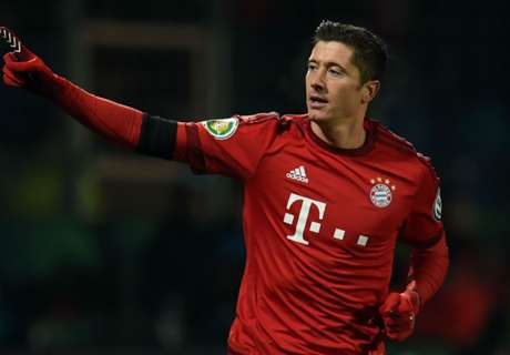 Bayern avoid BVB in Pokal semi-finals