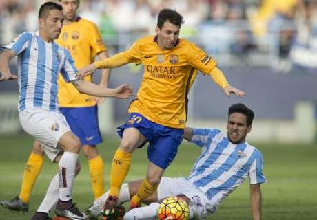 Messi saved Barça - Mascherano
