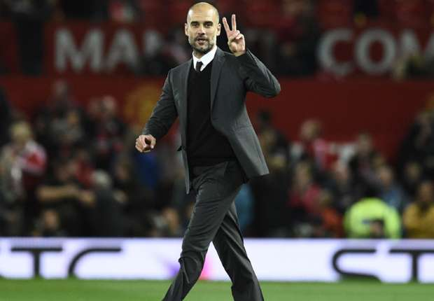 Six winless games are a concern, admits Pep