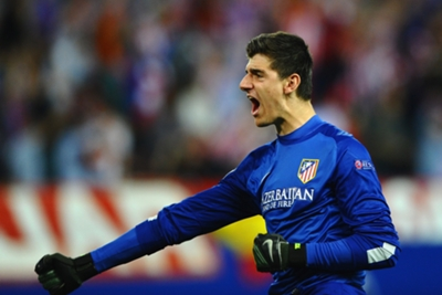 Courtois relishing Chelsea encounter
