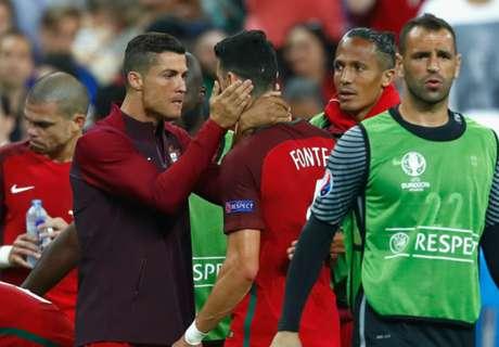 Ronaldo an inspiration - Santos