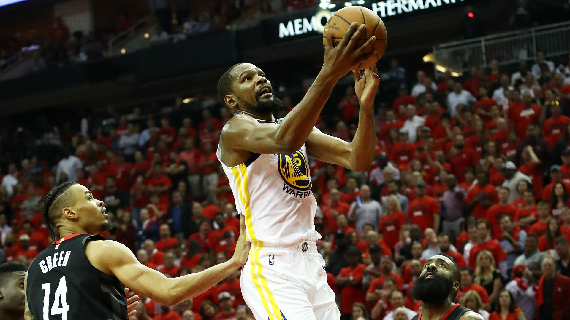 Steve Kerr: Warriors bracing for 'incredibly difficult' Game 4 vs. Rockets