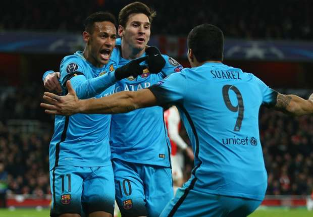Messi: Friendship key to MSN effectiveness for Barcelona