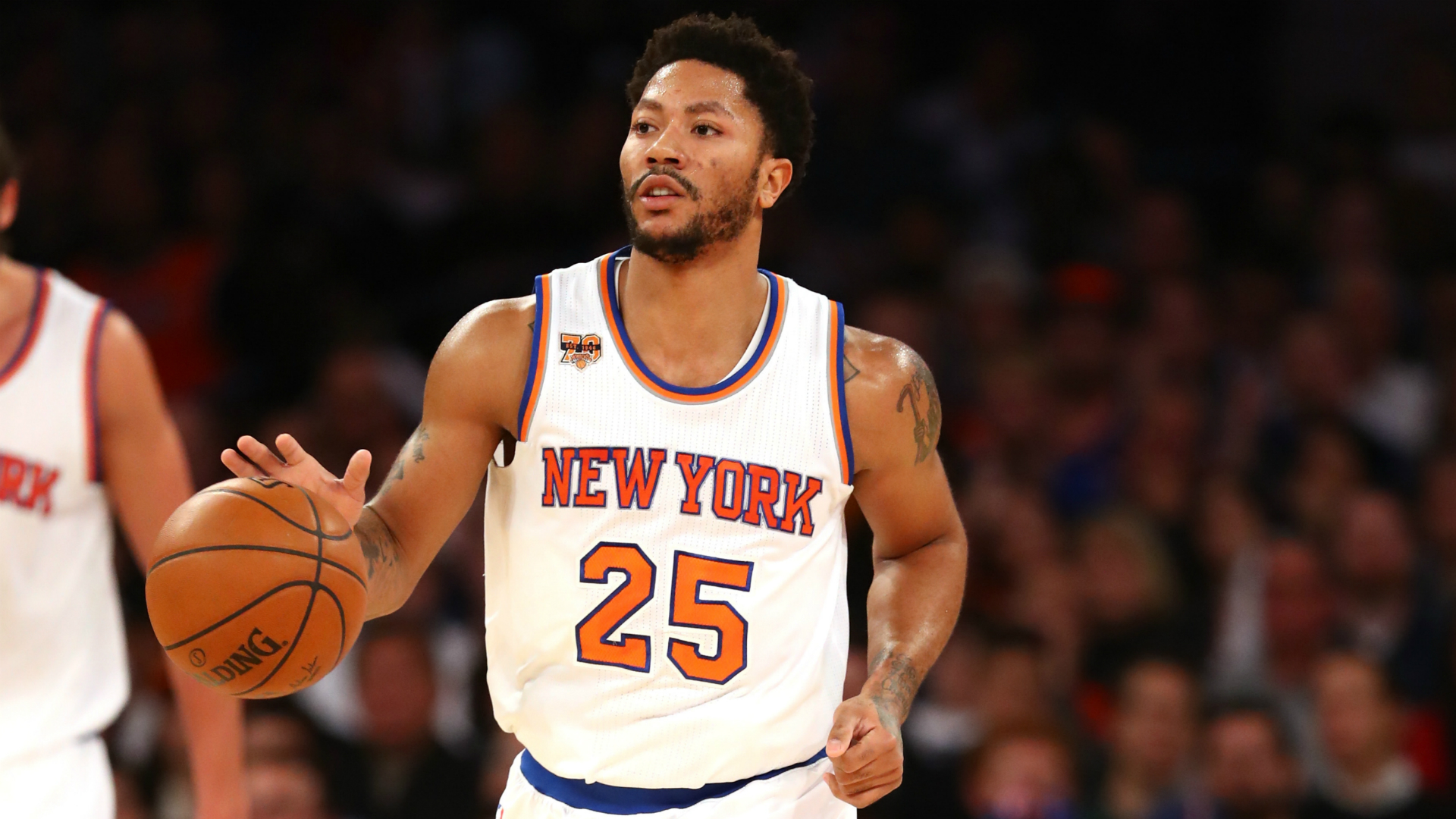 NBA | Derrick Rose wants to remain with the Knicks | SPORTAL