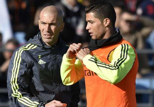 Hasil gambar untuk Ronaldo, Zidane
