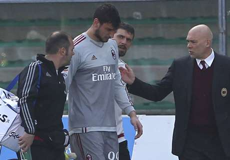 Donnarumma out of hospital