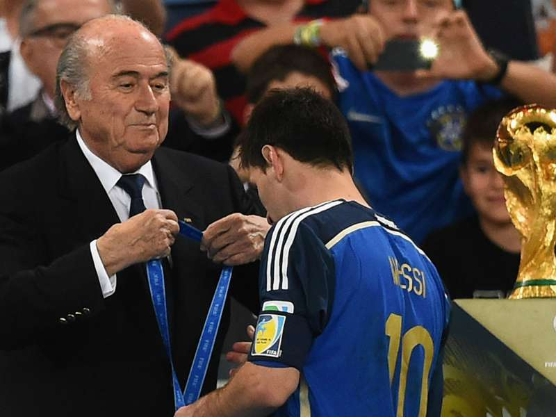 Messi a phenomenon even without World Cup win, says Basile