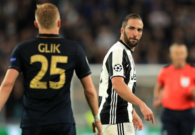 'He tried to hurt me but failed' - Higuain slams Glik after stamp