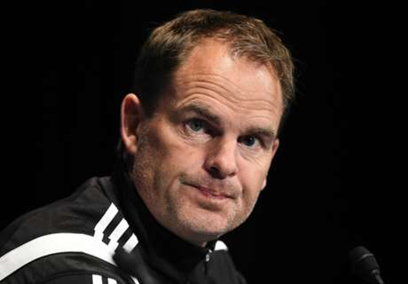 Inter yet to approach De Boer