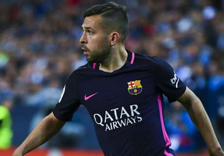 Alba commits future to Barca