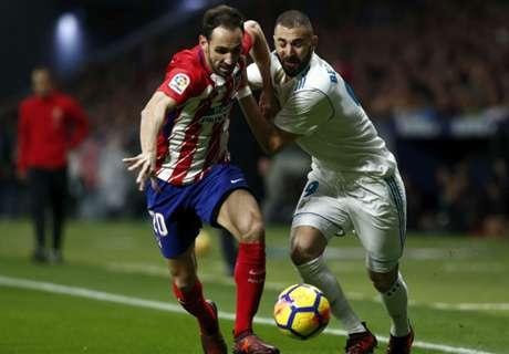 Pas de vainqueur pour le derby madrilène