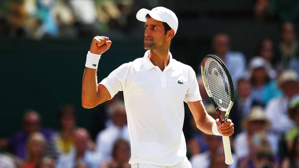 Wimbledon 2018 Novak Djokovic Beats Kevin Anderson To Regain Title