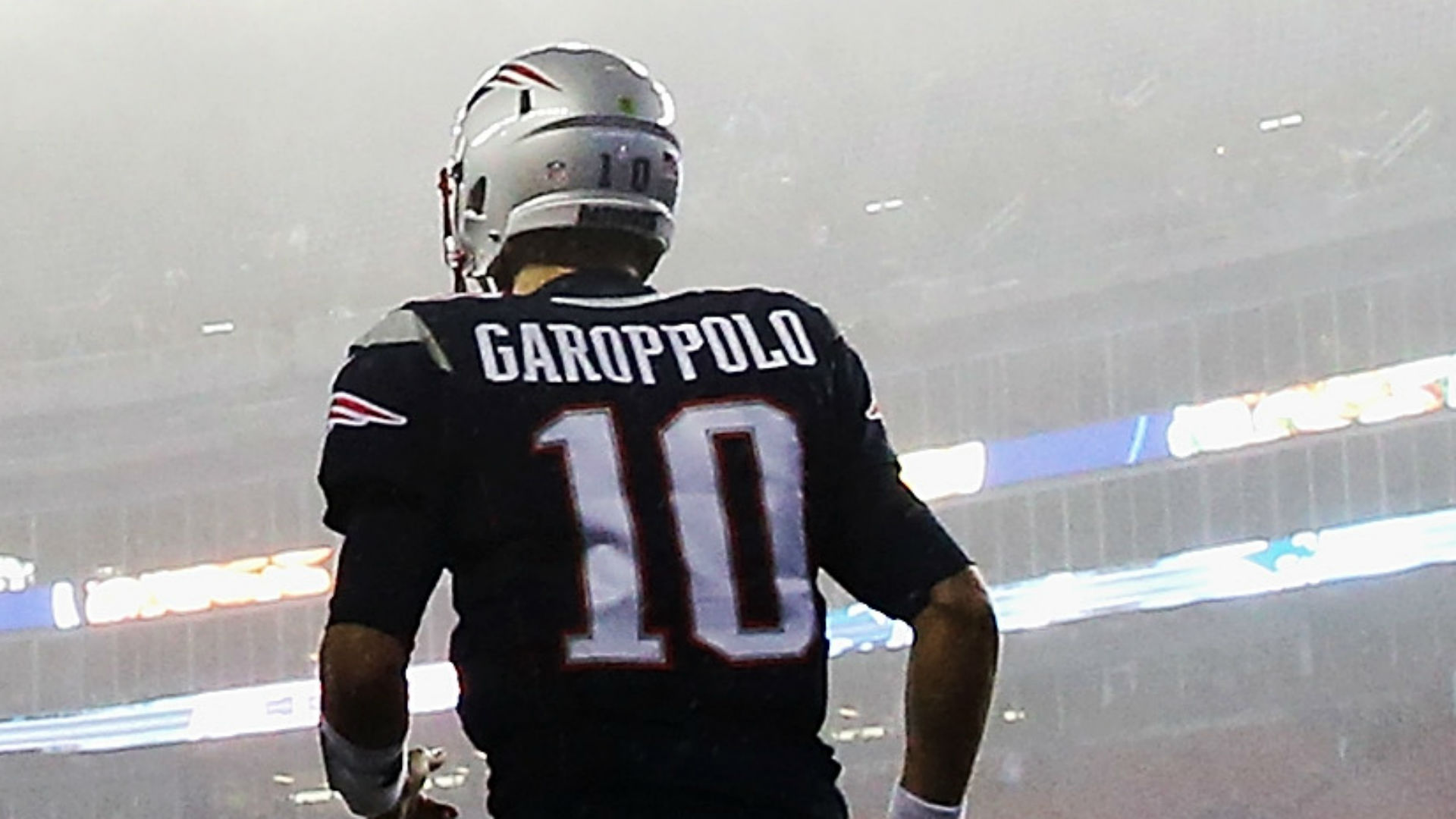 The Browns are still trying to trade for Jimmy Garoppolo