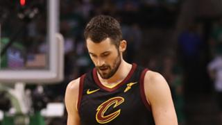 4da56ca3c Kevin Love injury update  Cavaliers star could miss extended time with foot  soreness