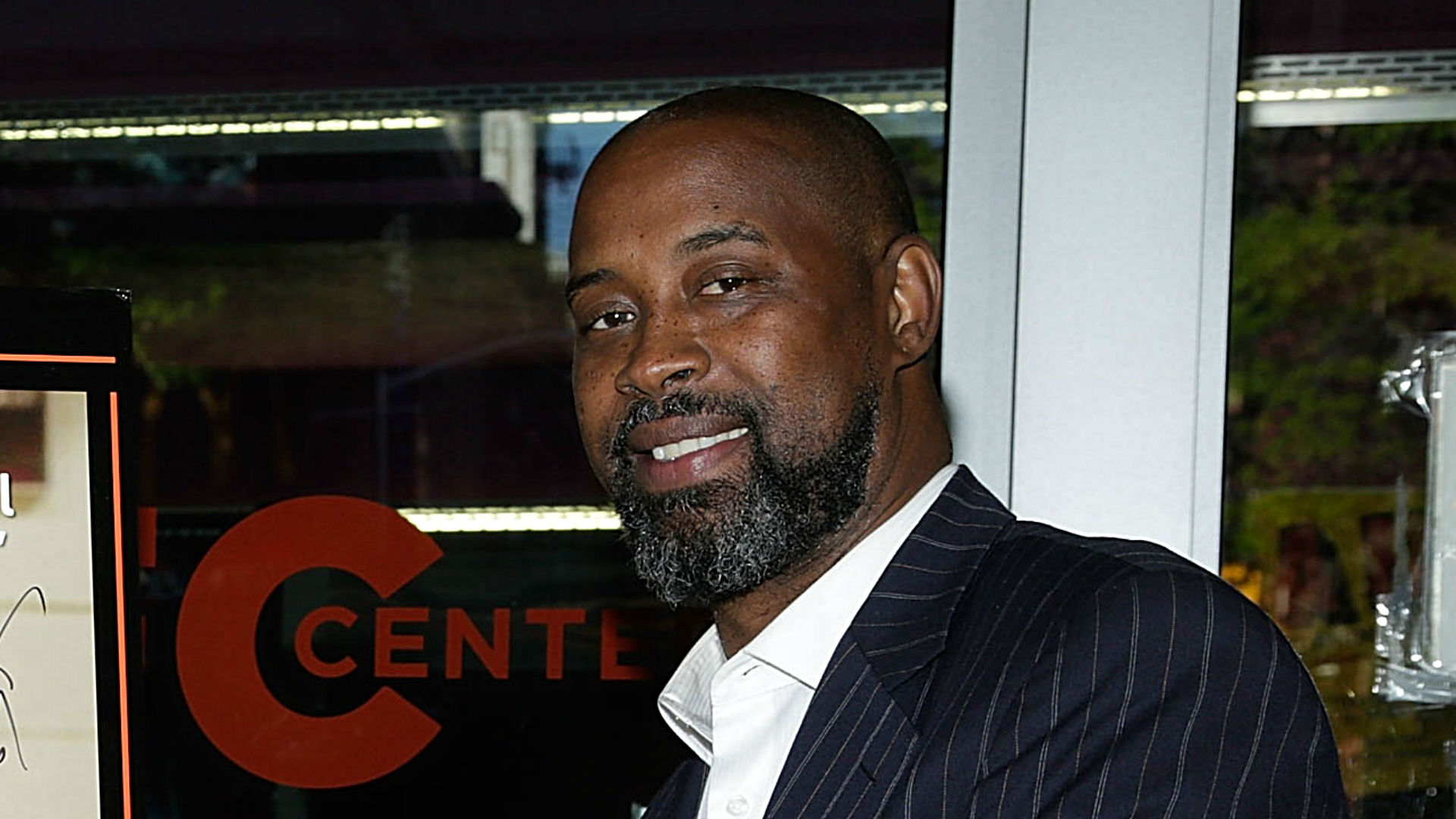 Former Net Kenny Anderson In Hospital After Suffering Stroke
