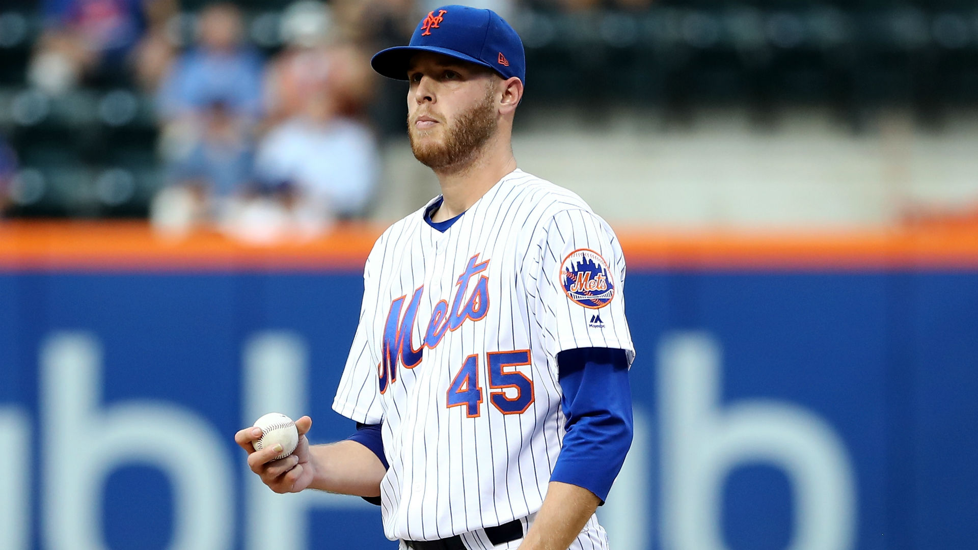 Mets' Zack Wheeler done for season: What's next for injured starter?