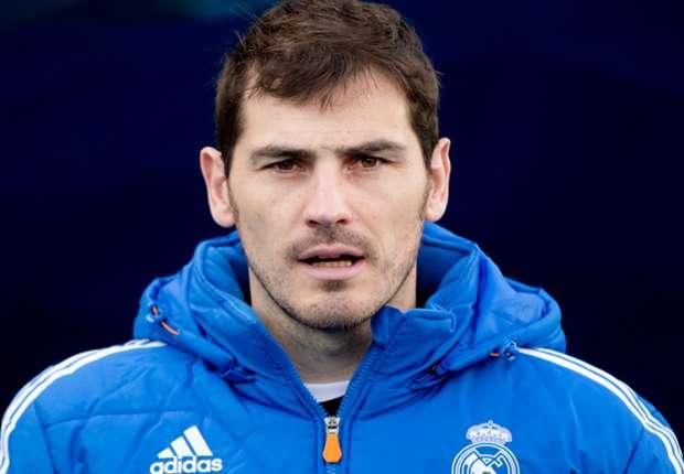 Álvaro Arbeloa e Iker Casillas no se saludaron