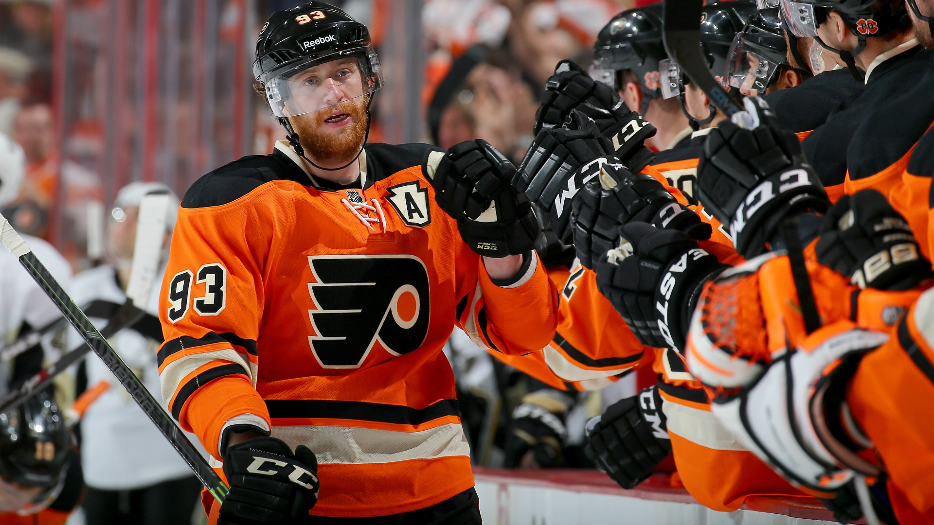 Flyers sign Jakub Voracek to 8-year extension worth reported $66M