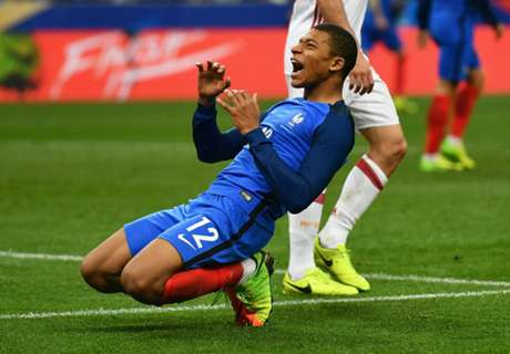 Mbappe cools Madrid speculation