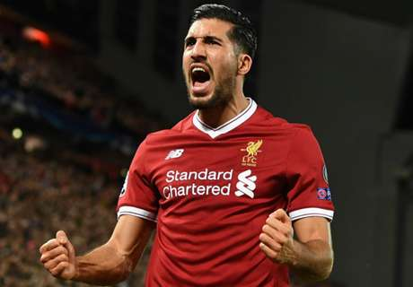 Emre Can makes pledge to Liverpool